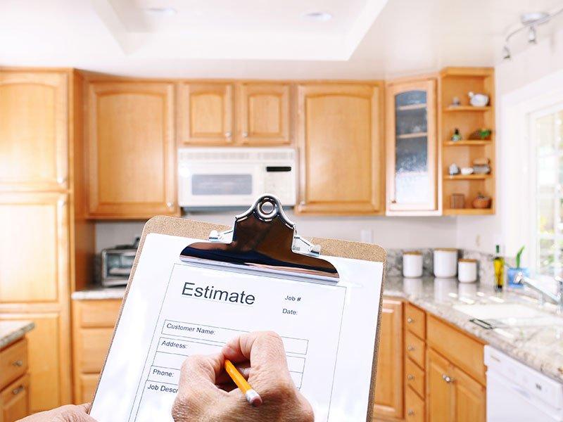 Kitchen Cabinet Refacing versus Remodeling | Cabinet Refacing